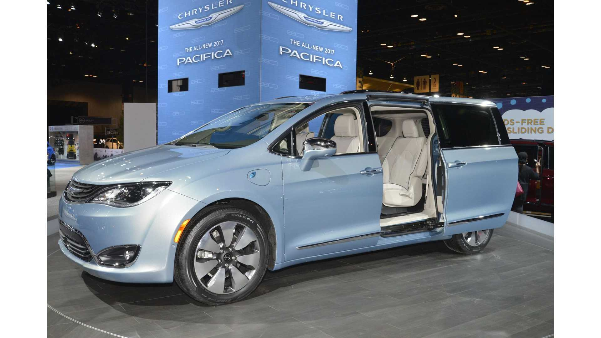Chrysler Pacifica Plug In Hybrid To Get Lg Chem Battery Build Michigan