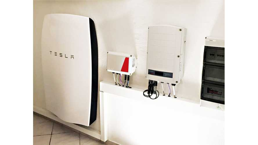 Installations Of Tesla Powerwalls Starts In Germany