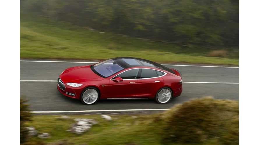 Tesla Model S Teardown
