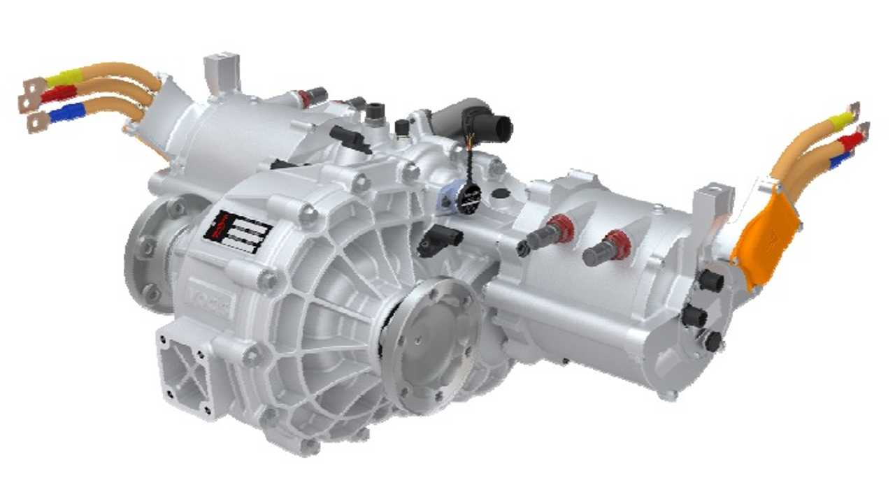 Details On Oerlikon Graziano 4-Speed Electric Drive Transmission