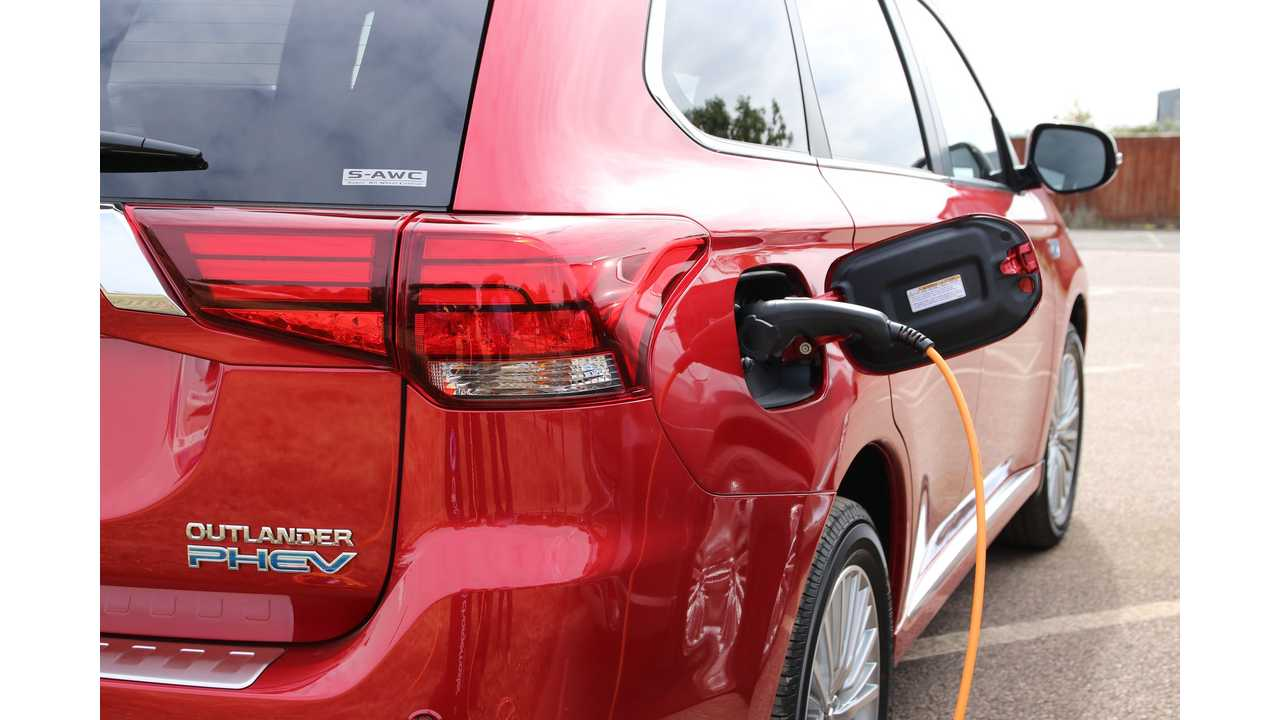 Government Subsidized Plug-In Hybrids Go Uncharged In UK