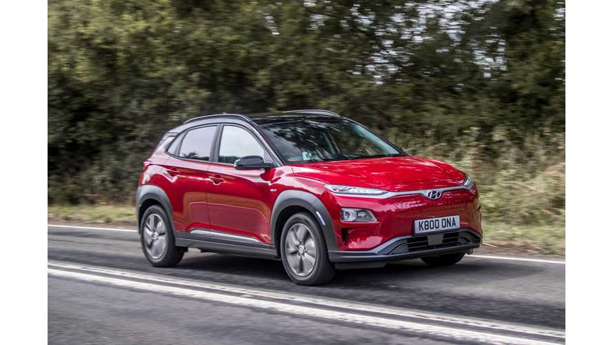 Fully Charged Says Hyundai Kona Electric Is Brilliant