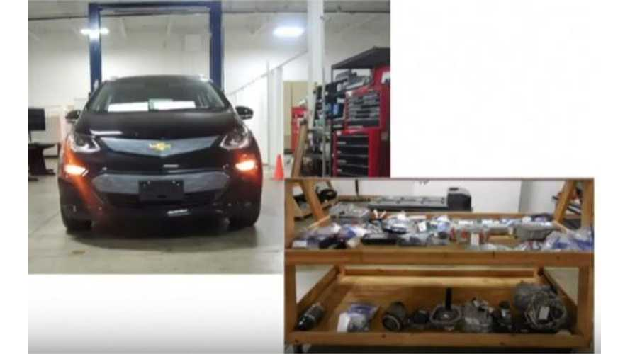 Autoline After Hours Tears Into The Chevrolet Bolt - Video