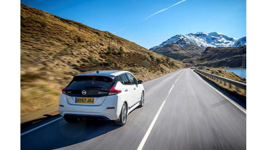 Norway Sees Minor Decrease In Plug-In Electric Car Sales In July