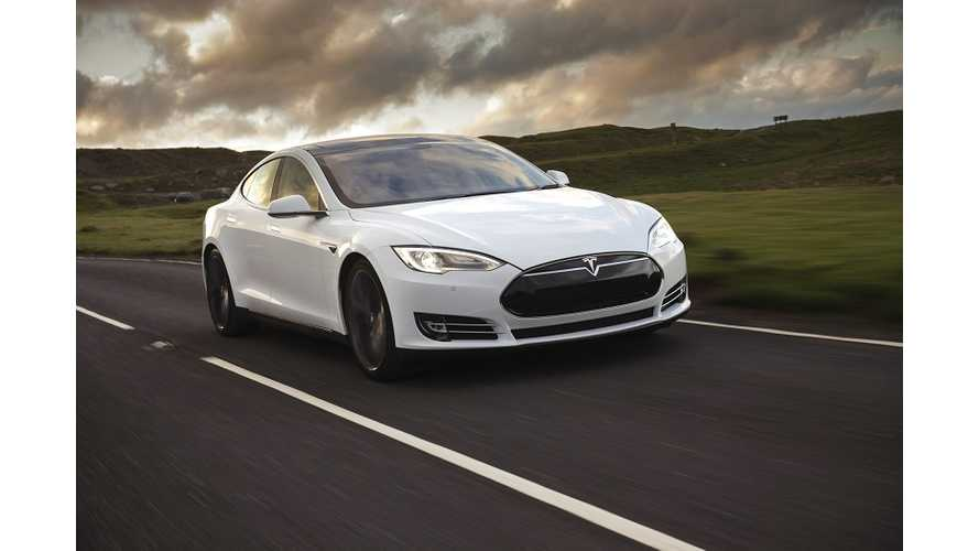 Tesla Expands Guaranteed Residual On Model S Into UK - Offers New