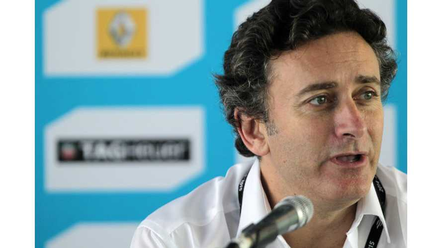 Formula E CEO Agag Rumored To Be In Process Of Selling His Stake In Electric Racing Series