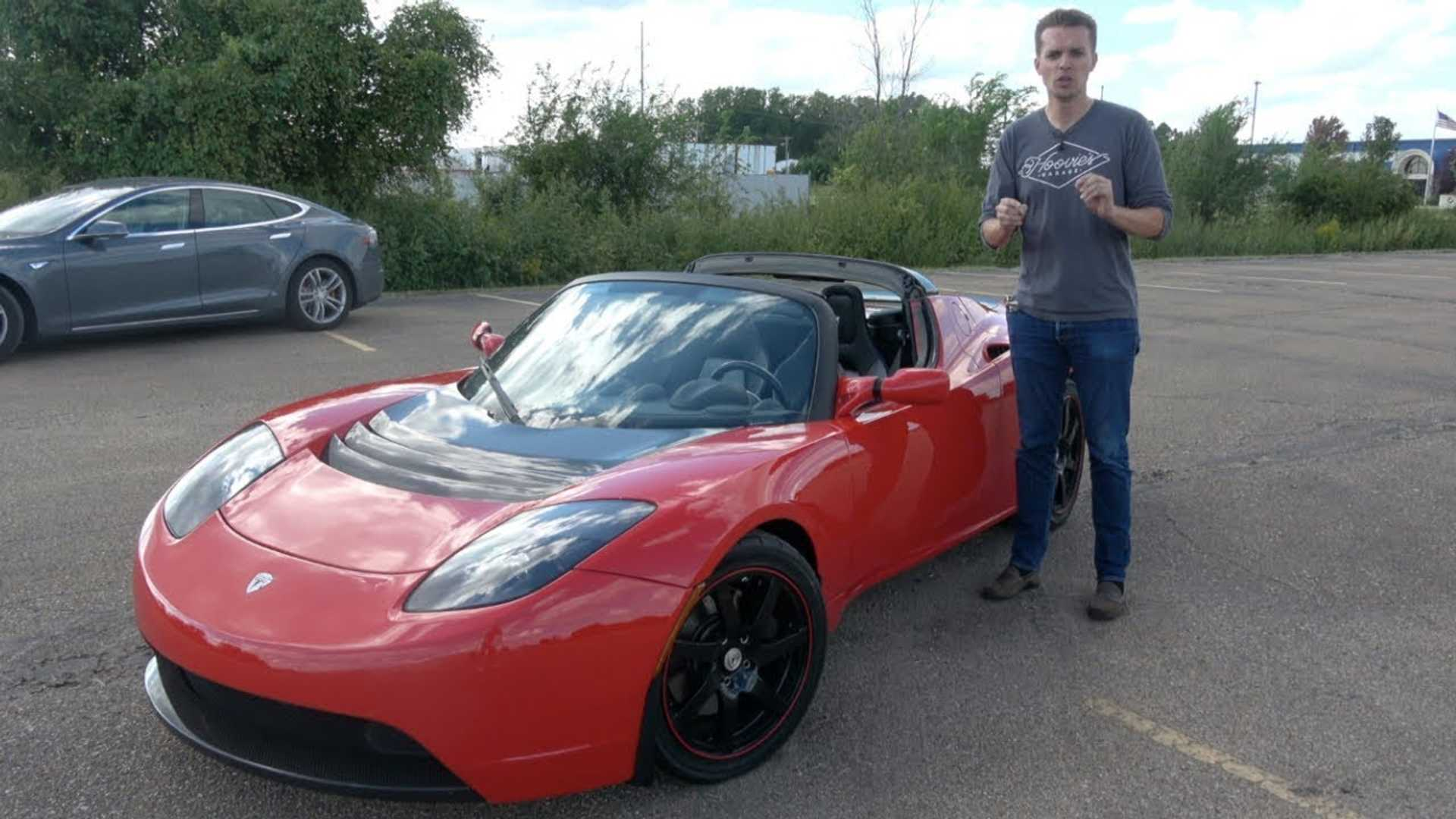 Ever Wonder Why Musk Considered The Original Tesla Roadster A Failure