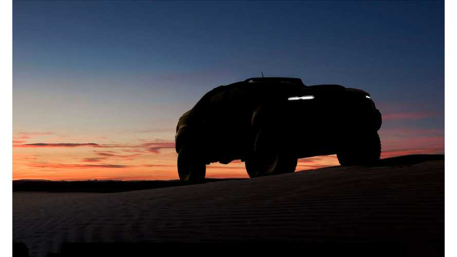 Chevy Colorado-Based Fuel Cell Vehicle To Be Revealed Shortly By GM And US Army TARDEC