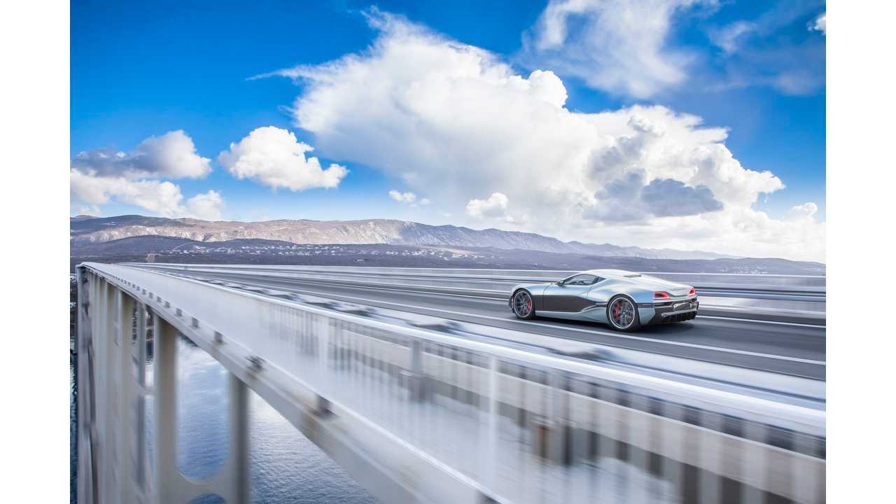 2016 Rimac Concept_One - Easy To Drive