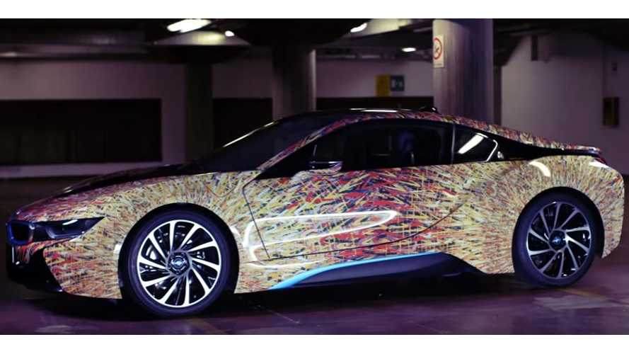 Introducing the BMW i8 Futurism Edition (w/video)