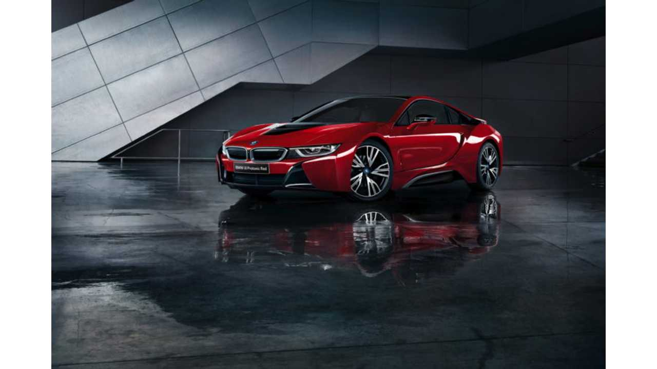 2016 BMW i8 Overview By TEVA - Video