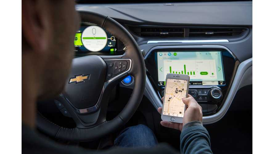 General Motors Paves Future: Chevy Bolt, Cruise Automation, Maven, And Lyft