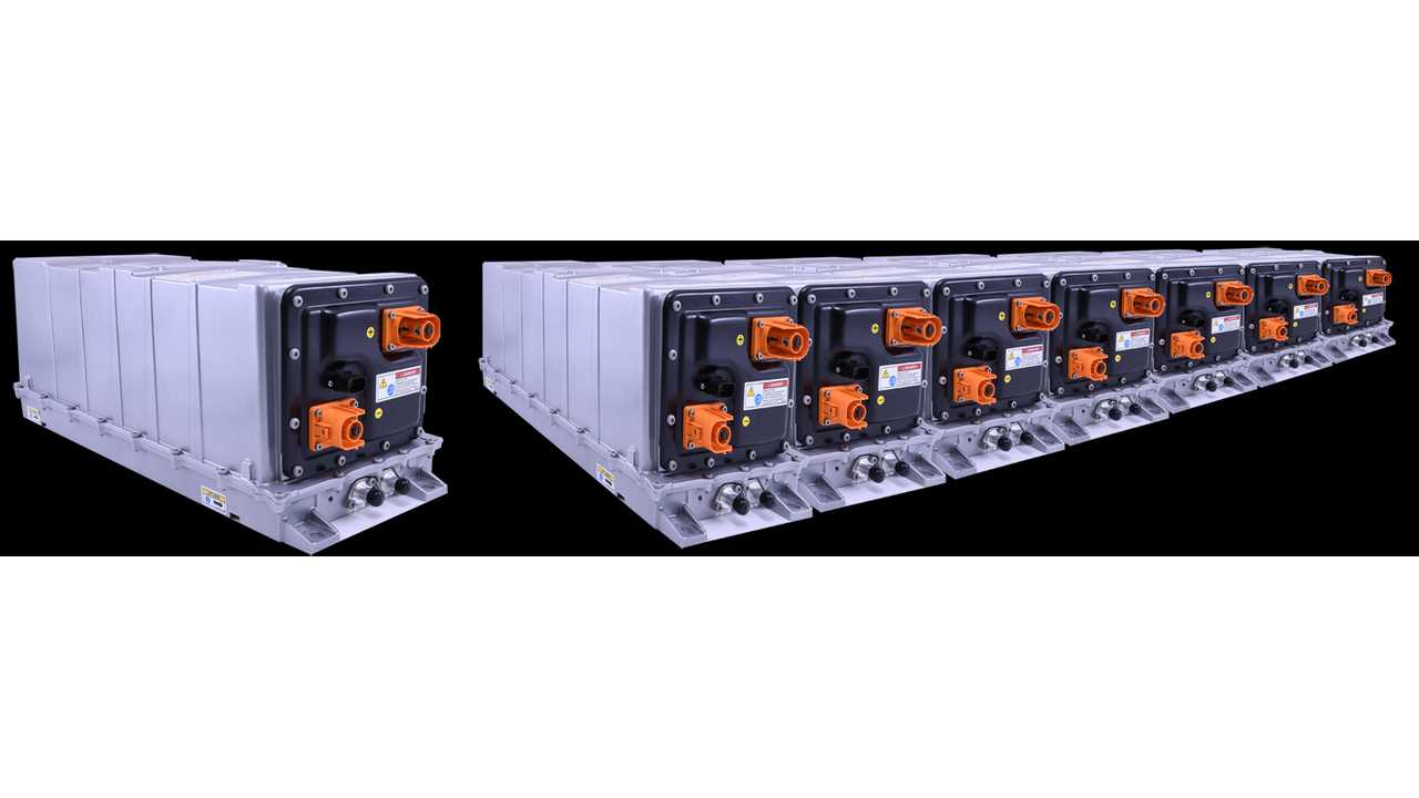 Kokam Launches New Liquid-Cooled, 150 Wh/kg Battery Pack