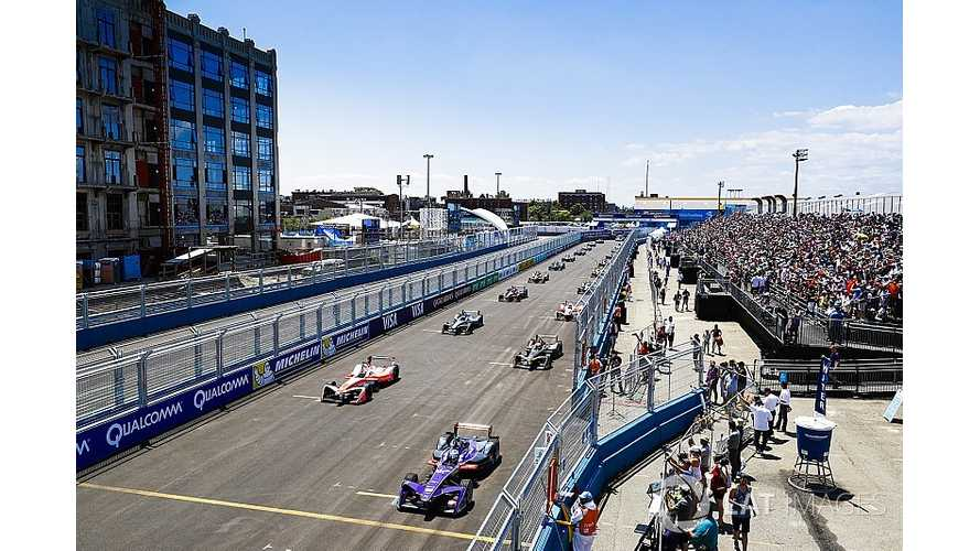 Mercedes-Benz Customization Specialist To Join Formula E In 2018