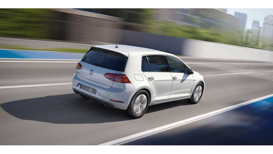 2019 Was A Record Year For Volkswagen e-Golf Sales In The U.S.