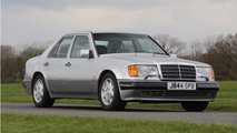 Rowan Atkinson'ın 1991 model Mercedes 500E'si