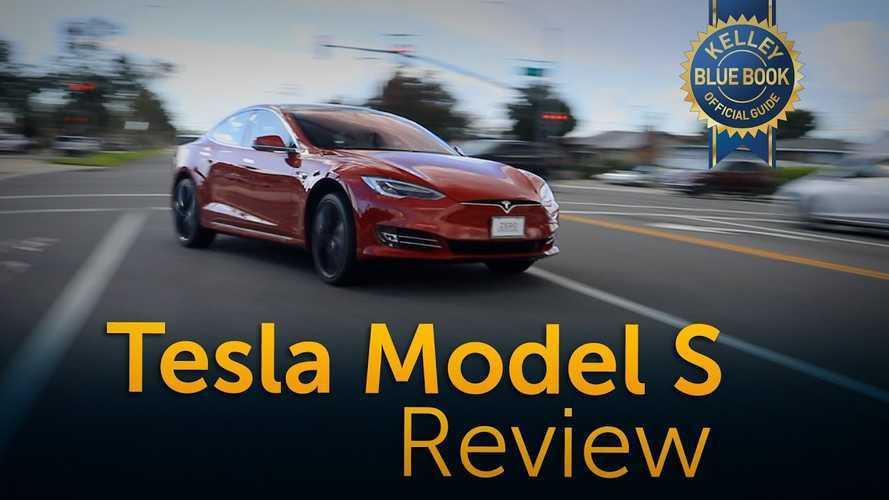 Kelley Blue Book Wonders If Latest Tesla Model S Still Impresses: Video