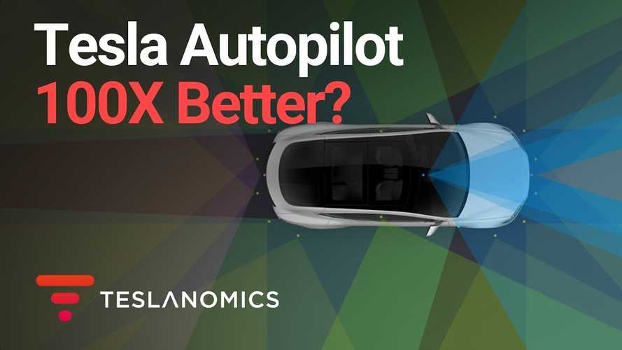 Is Tesla Autopilot Way Ahead Of Rivals In Self-Driving Race? Video