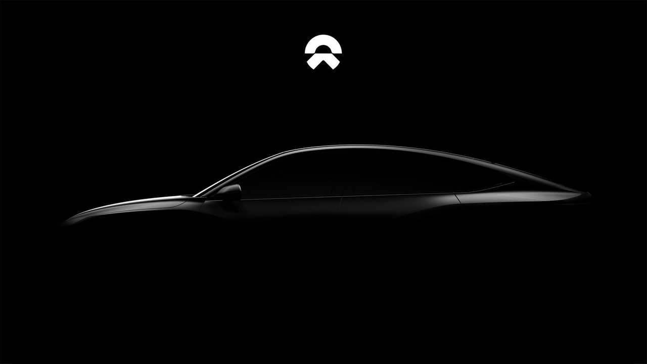 NIO Teases New ET7 Electric Sedan