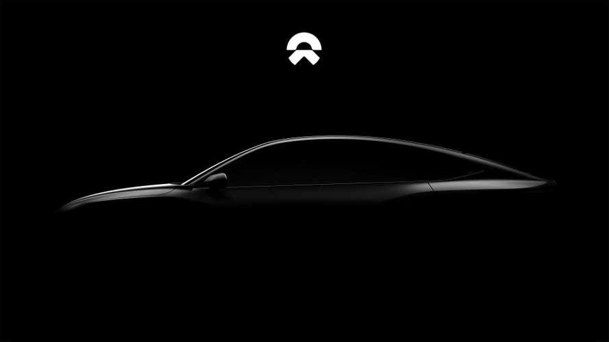 NIO Teases New ET7 Electric Sedan