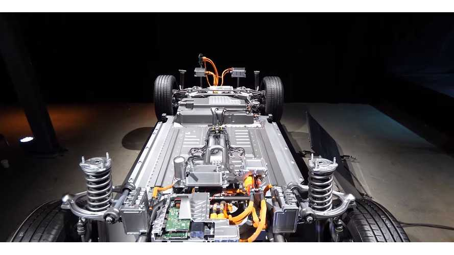 Let's Take An Up-Close Look At The Mercedes EQC: Includes Cutaways