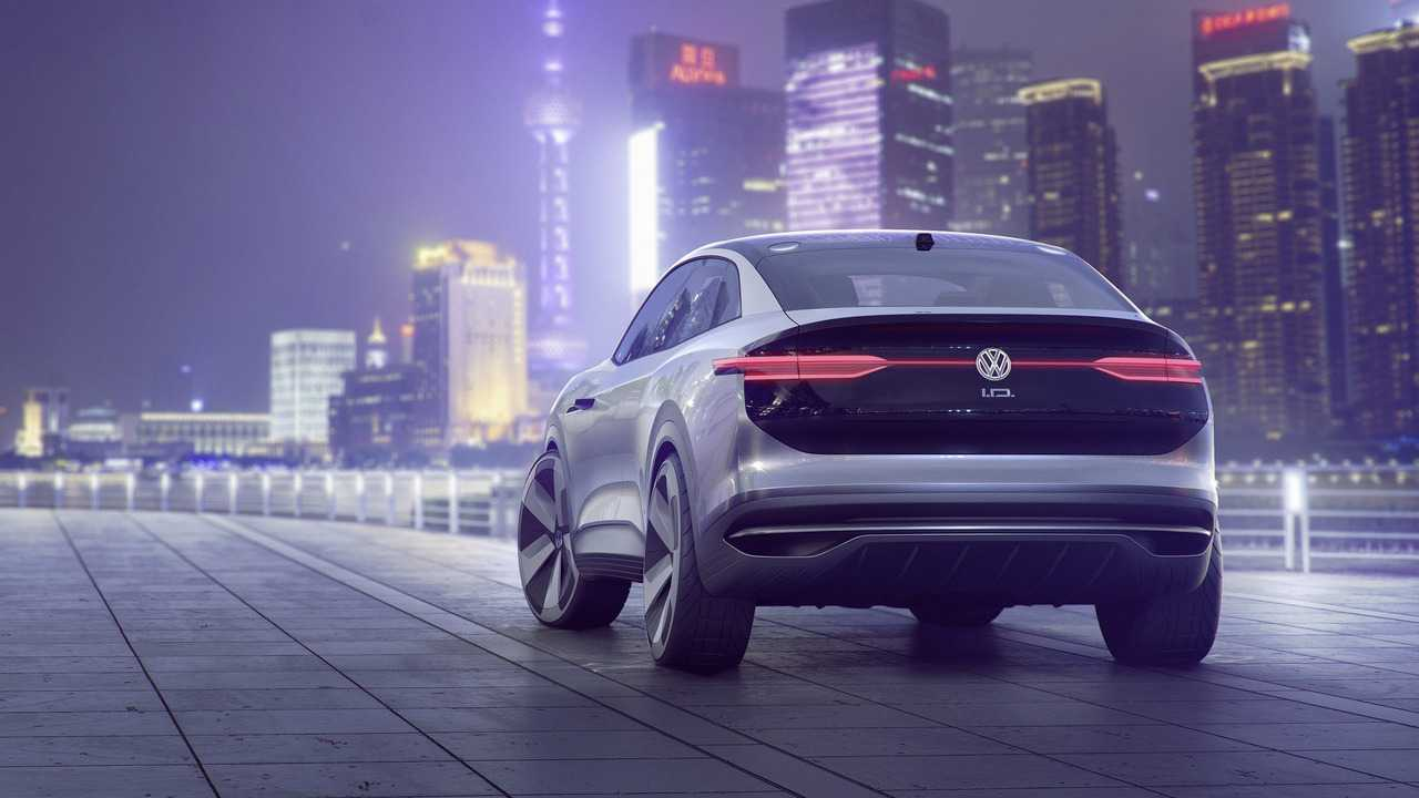 SAIC Volkswagen Building New Plug-In Electric Car Plant In China