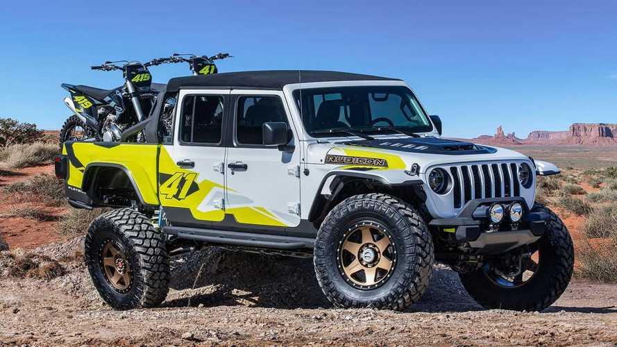 Jeep desarrolla más personalización para los Wrangler y Gladiator