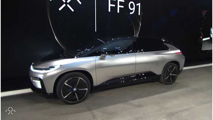 Faraday Future Fires Employees That Were On Unpaid Leave
