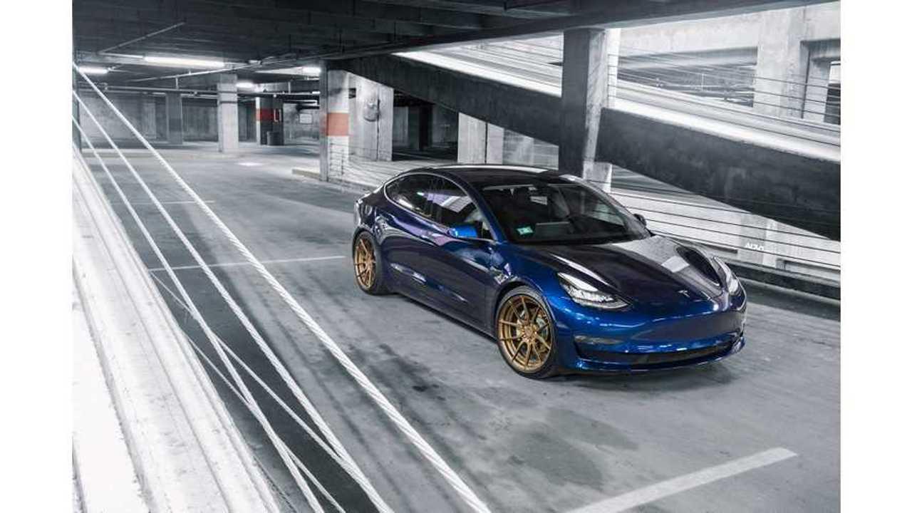 Tesla Registered 13,225 New Model 3 VINs