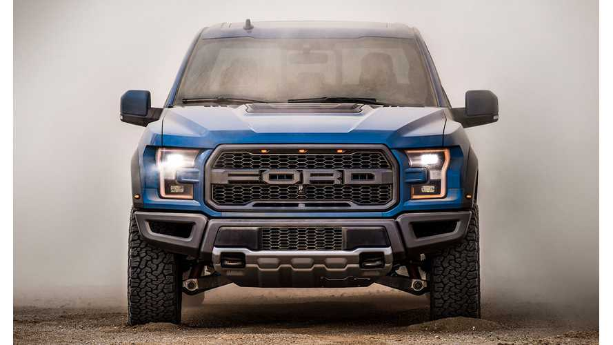 Battery-Electric Ford F-150 Is Coming, Says CEO