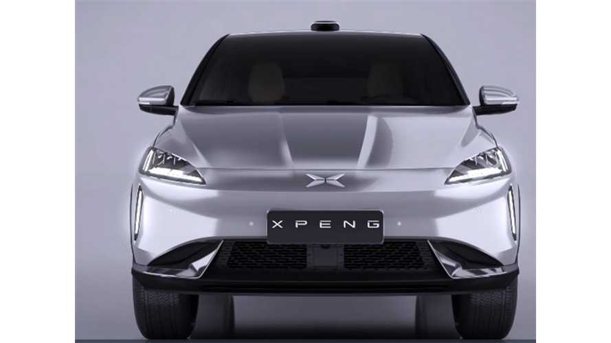 XPENG Motors To Unveil Tesla Model S Challenger This Year