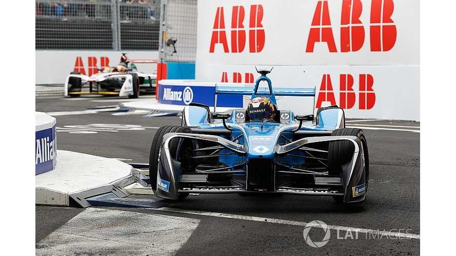 """Buemi Concerned """"Something Abnormal"""" Led To Poor Finish In Rome"""