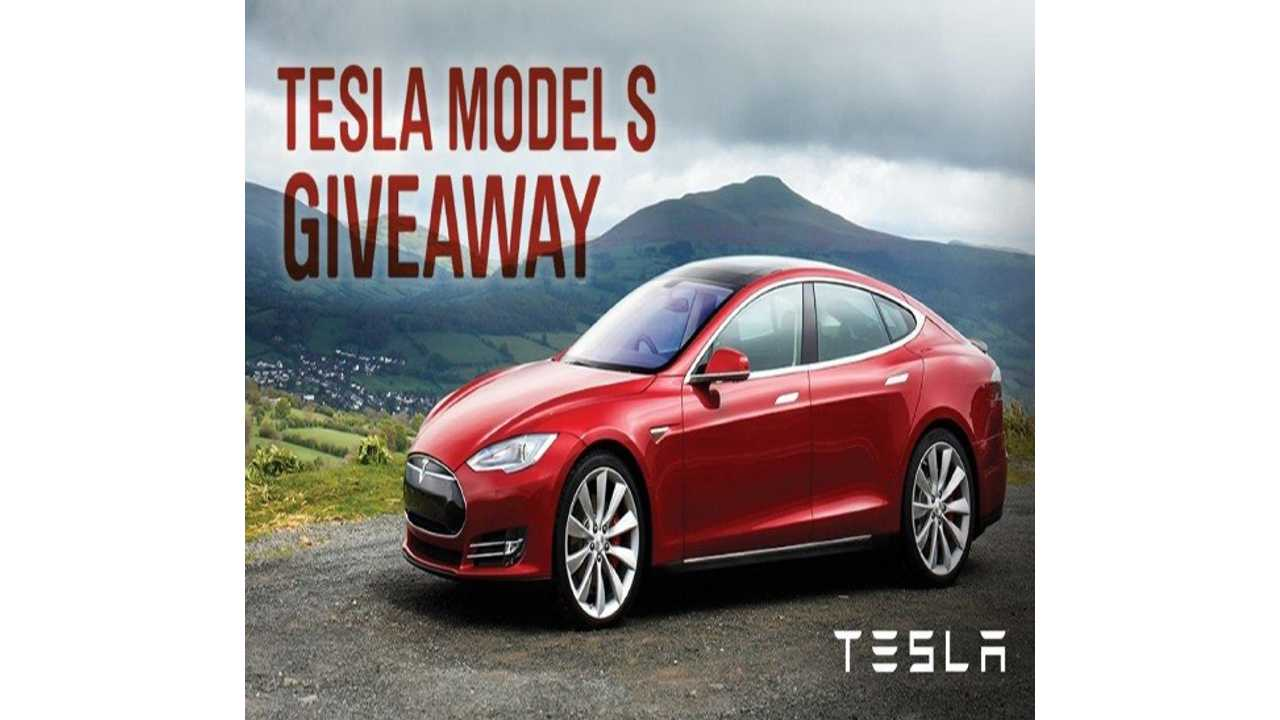 Win A Tesla Model S, Benefit To Underprivileged High School Youth