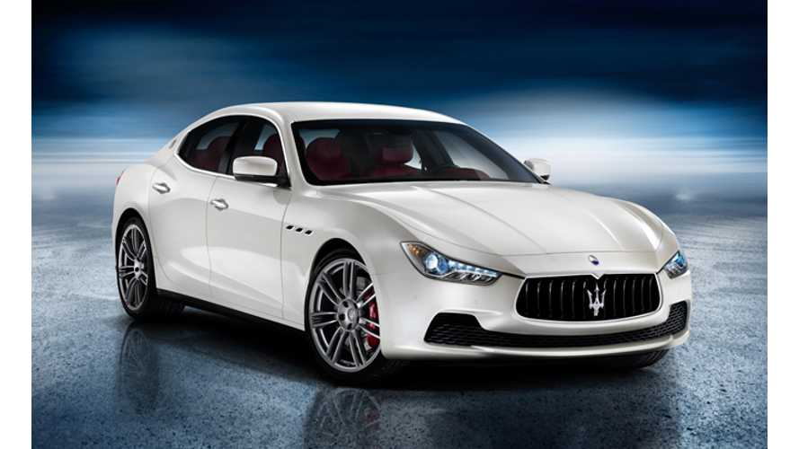 Maserati To Launch First Plug-In Hybrid In 2017, CEO Not Excited