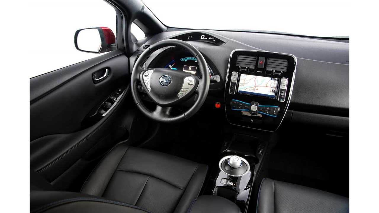 2016 Nissan LEAF Recalled Over Airbag Issue