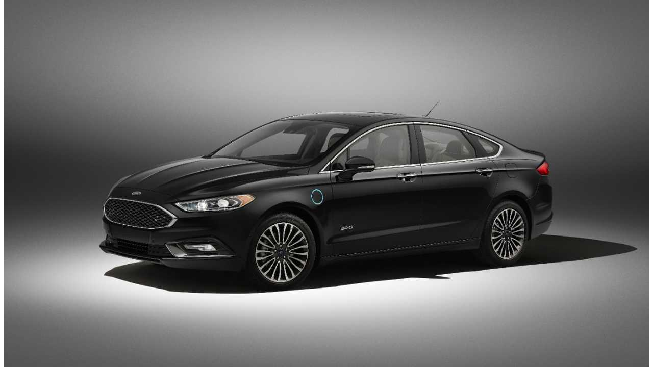 Ford Fusion Energi Shines This Year With Over 7,200 Sales, Up 69%