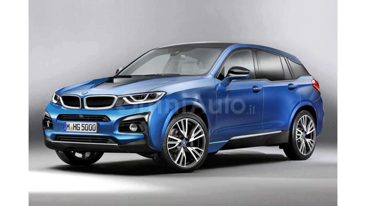 BMW i5 Render