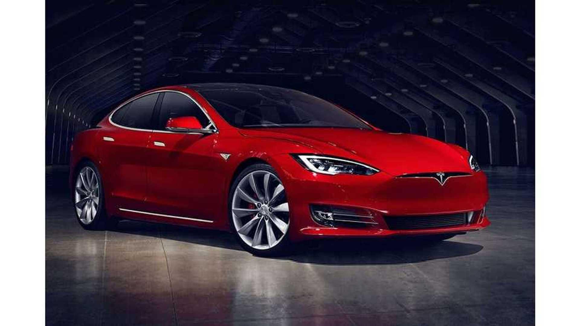 Tesla Model S Refresh Details New Front Fascia Hepa