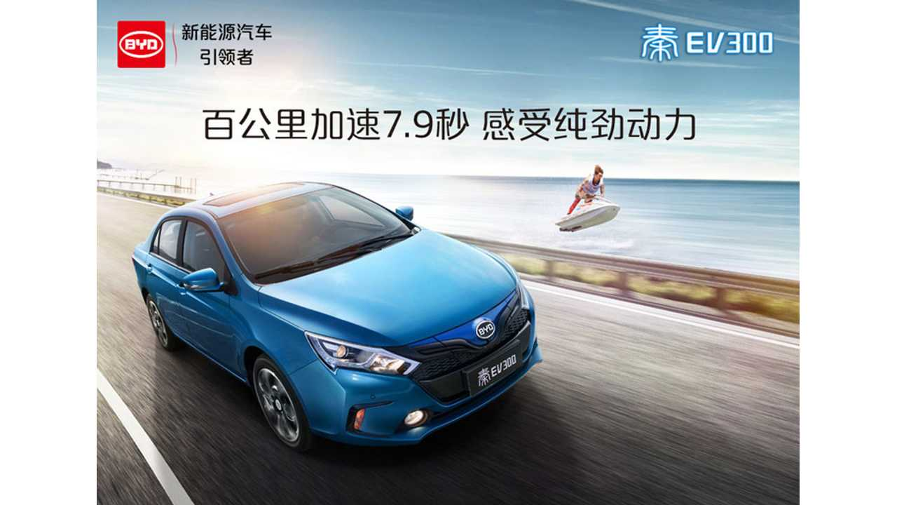 BYD Would Like To Secure Lithium Access As Lithium Carbonate Prices Surges