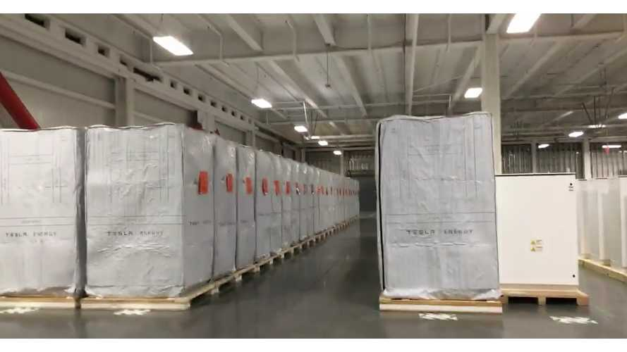 New Tesla Powerpack 2
