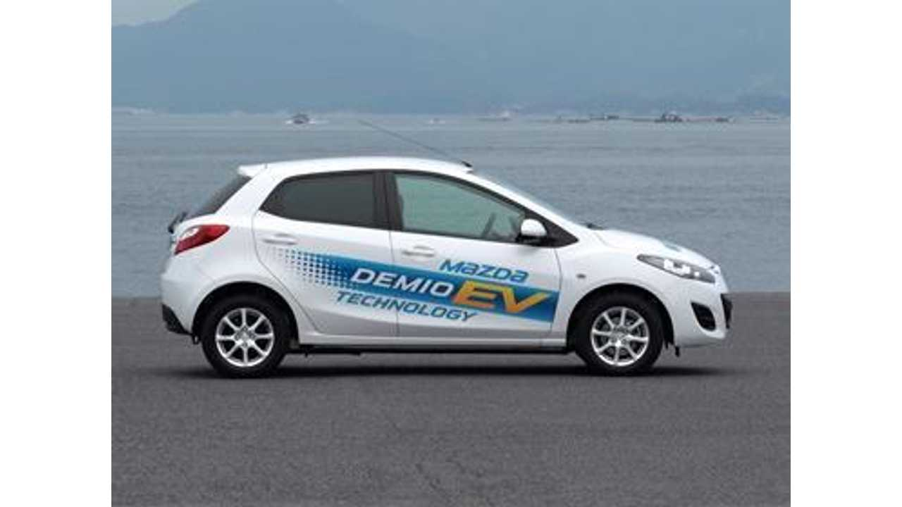 Mazda Has Already Produced A Limited Run Of Demio EVs in Japan...so that is something? <em>Maybe. We don't know.</em>