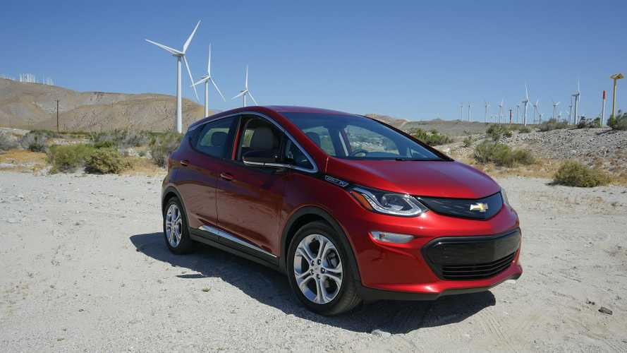Chevrolet Bolt EV Sales Soar, Surpassing Milestone Of 3,000 Sold