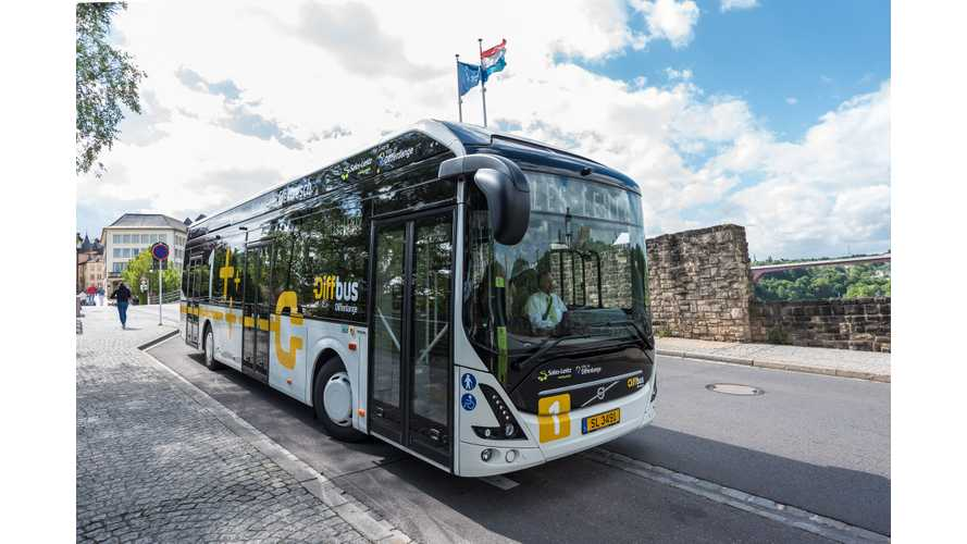 Trondheim, Norway Places Largest Order For Volvo Electric Buses