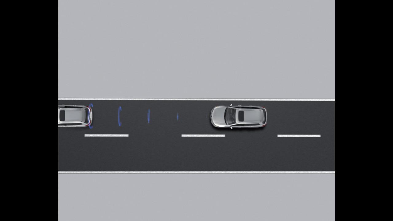 Nuova Honda Accord - sistemi di sicurezza