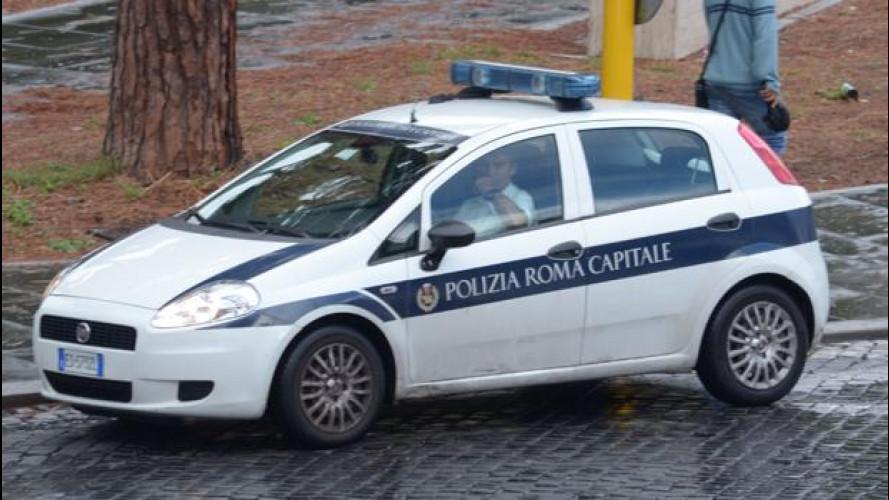 Blocco del traffico a Roma mercoledì 24 ottobre