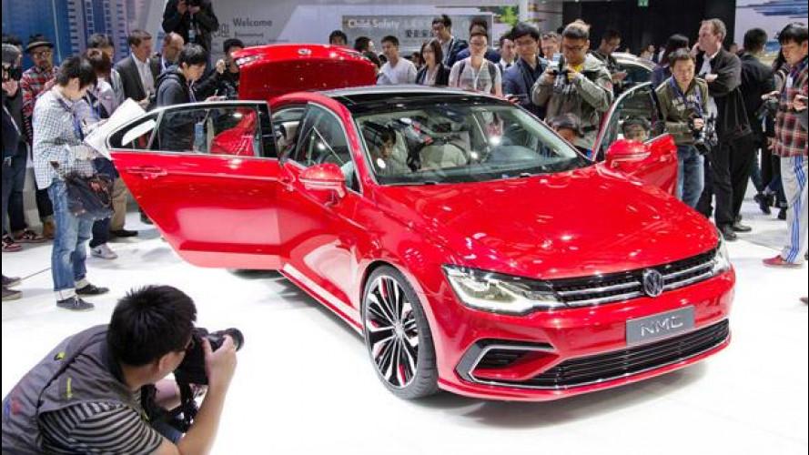 [Copertina] - Volkswagen New Midsize Coupé