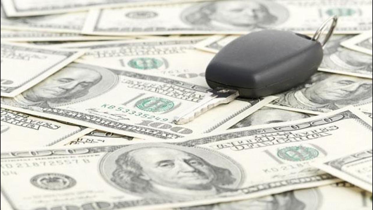 [Copertina] - Il Fiscal cliff ha accelerato la vendita delle auto premium negli USA