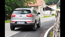 Kia Sportage 1.7 CRDi VGT 2WD Active - TEST