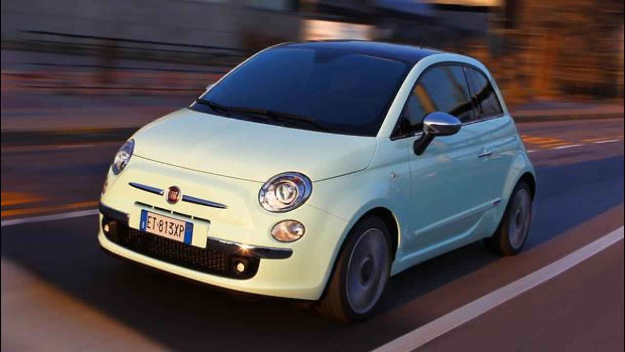 [Copertina] - Fiat 500: può resistere così fino al 2018?