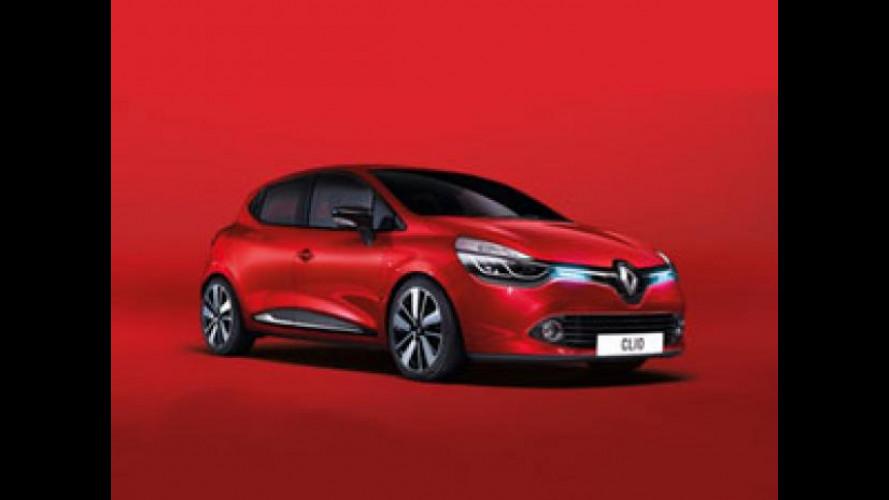 Nuova Renault Clio, porte aperte sabato 20 e domenica 21 ottobre